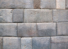 Mur d'Inca dans Cuzco Image stock
