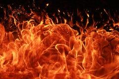 Mur d'incendie photos stock