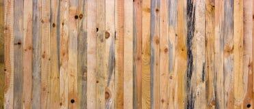 Mur d'une maison avec une cabane en rondins, texture en bois de vintage dans la haute résolution Images stock