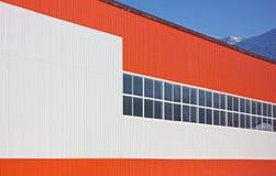 Mur de bâtiment Image stock