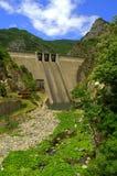 Mur de barrage de Krichim Photo stock