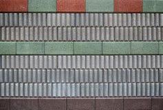 Mur de barrière de bruit Photo libre de droits