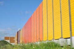 Mur de barrière saine photo libre de droits