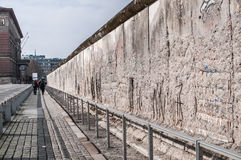 Mur de Berlin photo stock