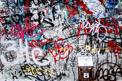 Mur de Berlin Image stock