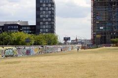 Mur de Berlin Image libre de droits