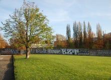 Mur de Berlin Photographie stock libre de droits