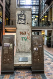 Mur de Berlin Photos stock