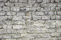 Mur de bloc de béton Image stock