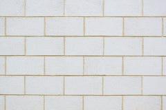 Mur de bloc de brise Photographie stock