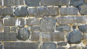 Mur de bluestone Photos stock