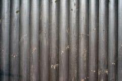 Mur de bois de construction Photos libres de droits