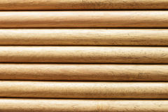 Mur de bois de construction de plan rapproché photos stock