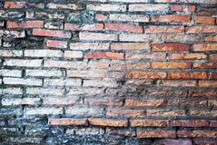 Mur de brique Photos libres de droits
