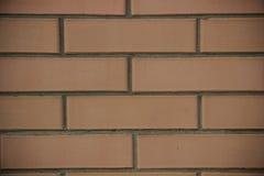 Mur de brique rouge Photographie stock libre de droits