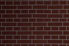 Mur de brique rouge Photographie stock