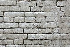 Mur de briques âgé image libre de droits