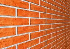 Mur de briques. Photographie stock