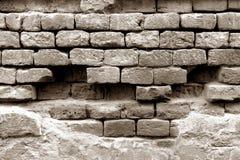 Mur de briques Photographie stock
