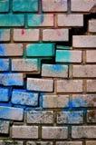 Mur de briques 2 Photographie stock libre de droits