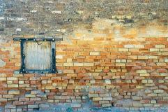 Mur de briques au Mexique Photo stock