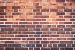 Mur de briques avec la texture de fond de peinture d'épluchage Photographie stock libre de droits
