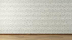 Mur de briques blanc photo stock