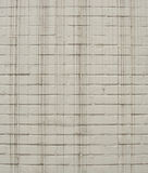 Mur de briques blanc avec les égouttements noirs Photographie stock