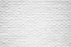 Mur de briques blanc, fond de brique photo libre de droits