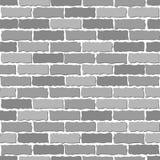 Mur de briques de Brown illustration de vecteur