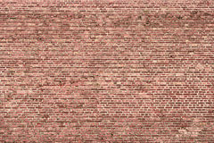 Mur de briques de classiques images stock