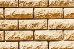 Mur de briques de loqueteux photographie stock libre de droits