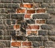 Mur de briques de texture Photographie stock