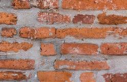 Mur de briques de vintage Photographie stock libre de droits