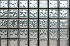 Mur de briques en verre image stock. Image du lustre - 78147005