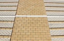 Mur de briques, fond Image stock