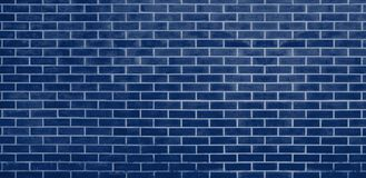 Mur de briques, fond bleu de texture de mur de briques pour la conception graphique illustration de vecteur