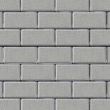 Mur de briques gris