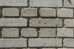 Mur de briques gris Images stock