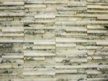 Mur de briques gris de texture de pierre de marbel Image libre de droits