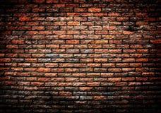 Mur de briques grunge photo stock