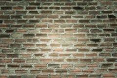 Mur de briques grunge de vintage antique photographie stock libre de droits