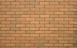 Mur de briques moderne Photographie stock libre de droits