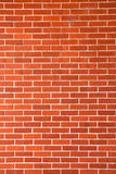 Mur de briques - neuf Images libres de droits