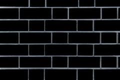 Mur de briques noir Dessins de vecteur Fond d'image d'un mur de briques photo libre de droits
