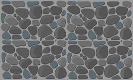 Mur de briques noir, fond gris noir de texture de mur de briques pour la conception graphique, vecteur illustration de vecteur