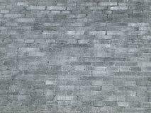 Mur de briques rajeuni Photos libres de droits
