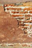 Mur de briques rouge photographie stock libre de droits