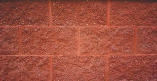 Mur de briques rouge classique photographie stock libre de droits