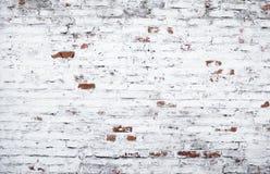 Mur de briques sale image stock